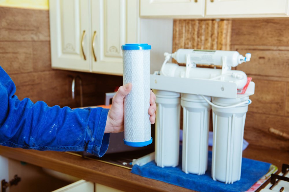 Benefits of Having a Water Filtration System